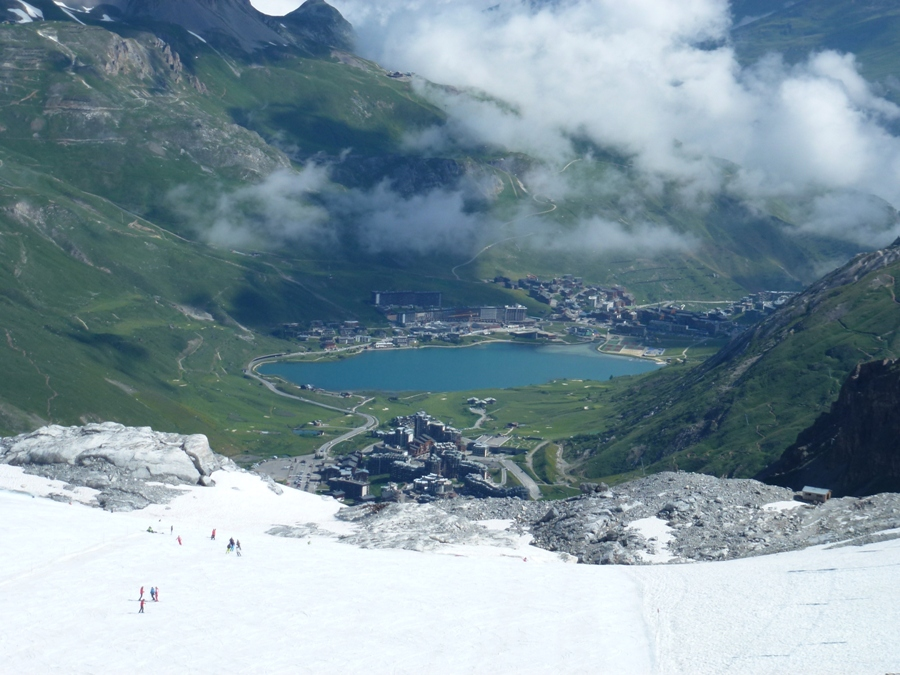 Conditions en direct été 2012 - Page 3 Glacier14